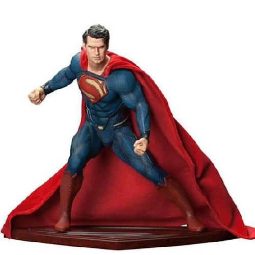 SUPERMAN ArtFX Man of Steel Statue