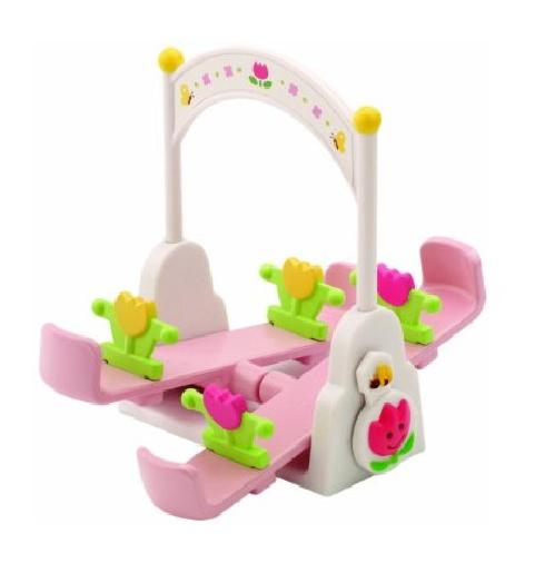Sylvanian Baby Double See-Saw - Toys