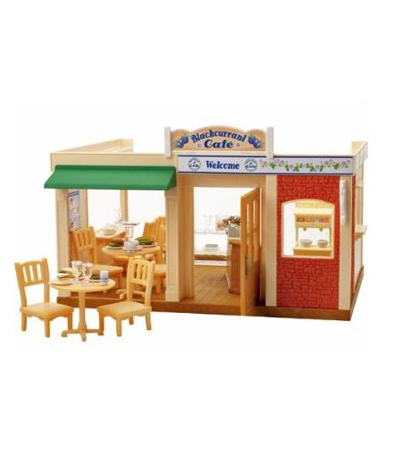 Sylvanian Blackcurrant Cafe - Toys