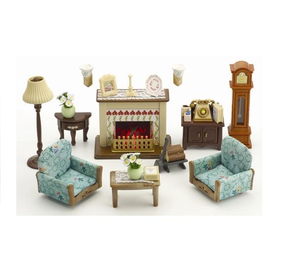 Sylvanian Families Drawing Room Set - Toys