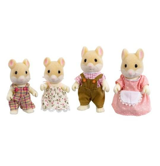 Sylvanian Families Hamster - Toys
