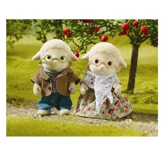 Sylvanian Sheep Grandparents - Toys