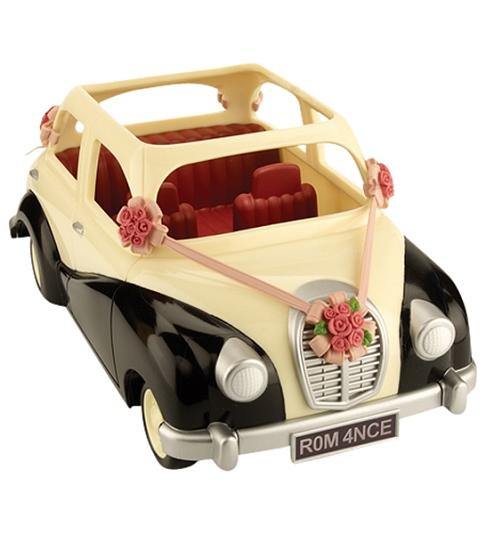 Sylvanian Wedding Car - Toys