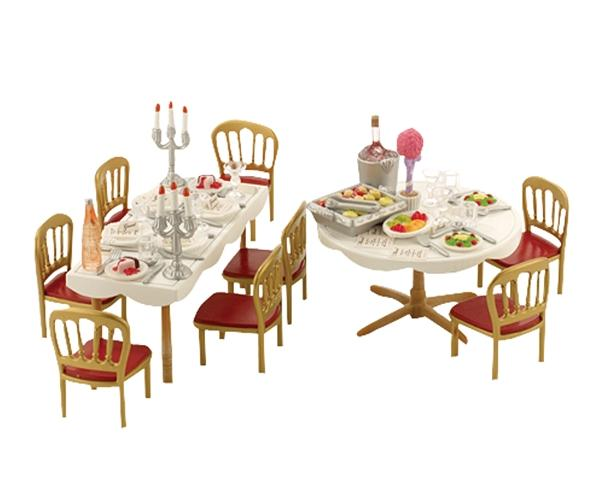 Sylvanian Wedding Furniture Set - Toys