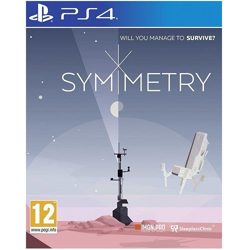 Symmetry PS4 Game