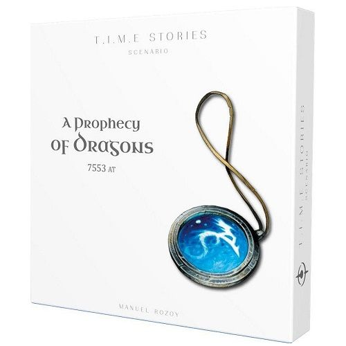 T.I.M.E Stories A Prophecy of Dragons