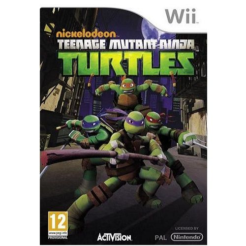 Teenage Mutant Ninja Turtles | Nintendo Wii