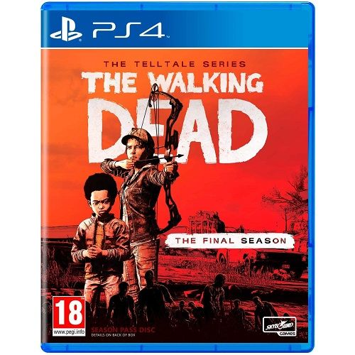 Telltales The Walking Dead The Final Season PS4 Game