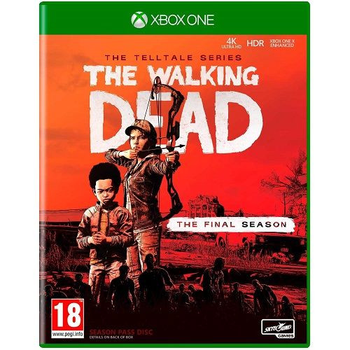 Telltales The Walking Dead The Final Season Xbox One Game