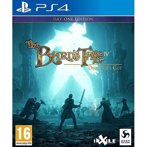 The Bards Tale IV PS4 Game
