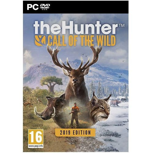 The Hunter Call of the Wild 2019 Edition PC Game