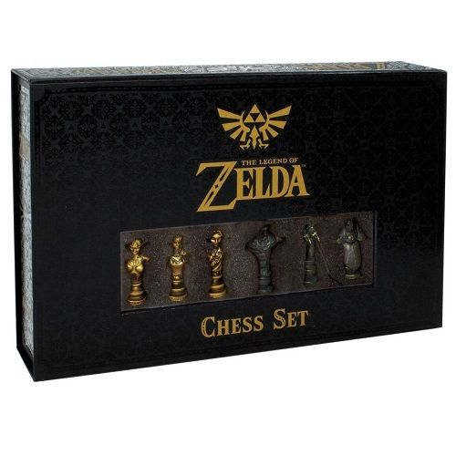 The Legend Of Zelda Chess Game