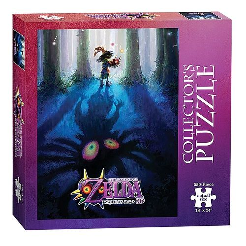 The Legend of Zelda Majoras Mask Incarnation 550 Piece Puzzle