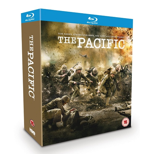 The Pacific Complete HBO Series [Blu-ray]