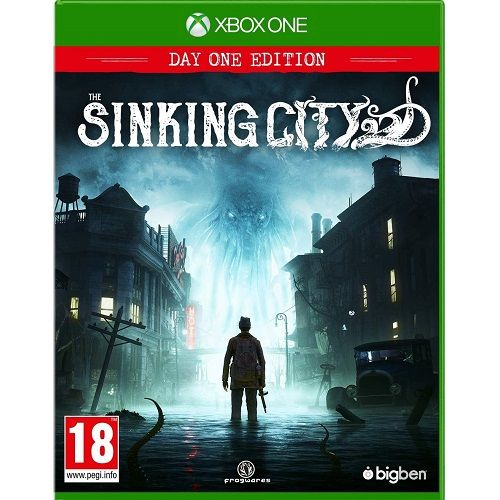 The Sinking City Xbox One Game