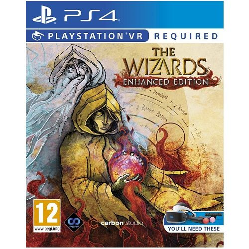 The Wizards [PSVR Required] PS4 Game