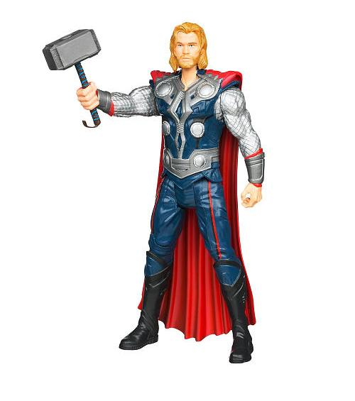 "Thor Hero 8"" Action Figure (Thor) - Toys"