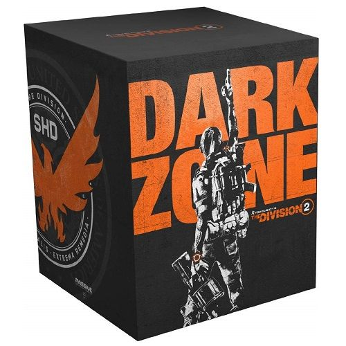 Tom Clancys The Division 2 Dark Zone Collectors Edition PS4 Game