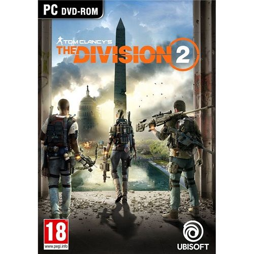 Tom Clancys The Division 2 PC Game