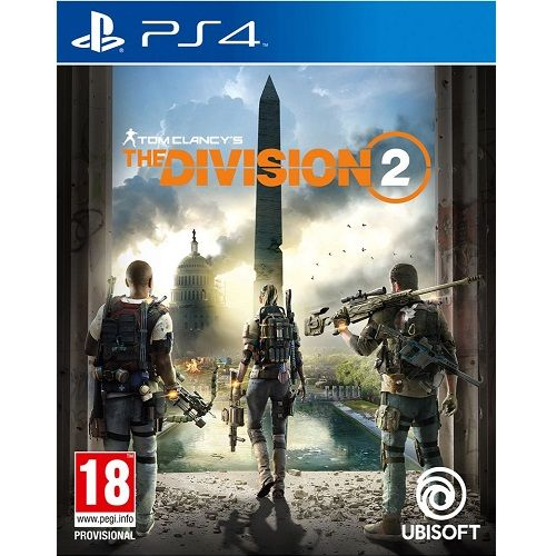 Tom Clancys The Division 2 PS4 Game