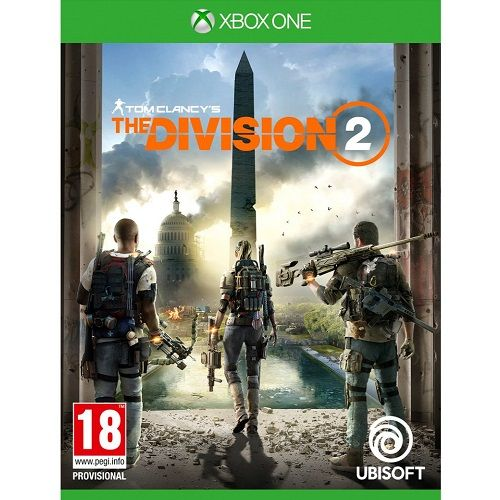 Tom Clancys The Division 2 Xbox One Game