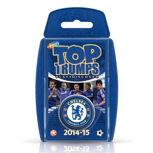 Top Trumps Chelsea FC Edition 2014/15