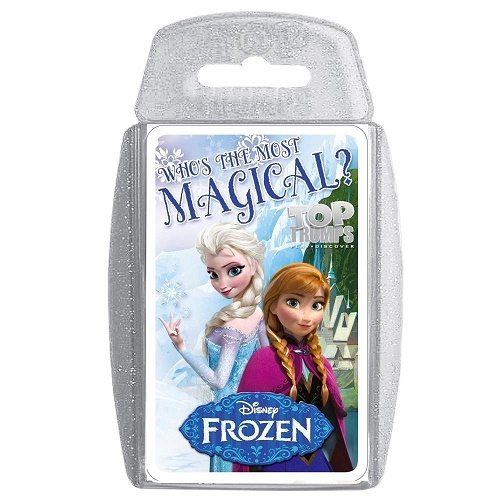 Top Trumps Disney Frozen Edition