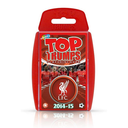 Top Trumps Liverpool FC Edition 2014/15