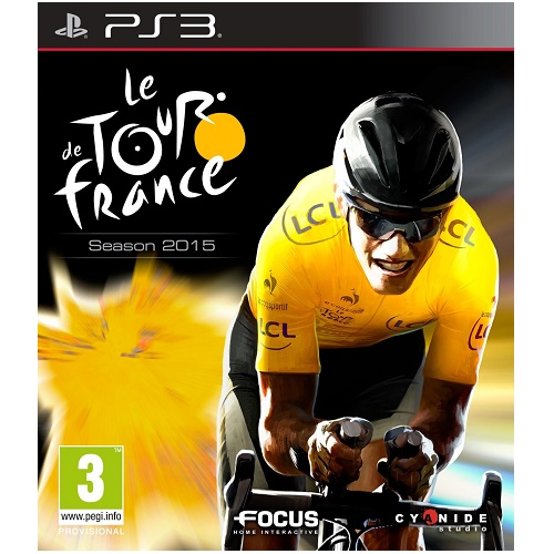 Tour De France 2015 PS3 Game
