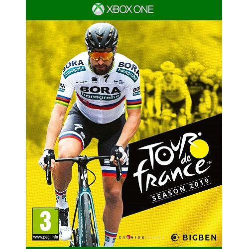 Tour De France 2019 Xbox One Game