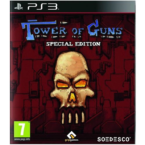 Tower of Guns PS3 Game