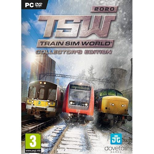 Train Sim World 2020 Collectors Edition PC Game