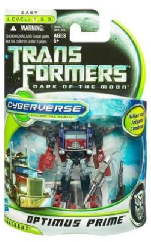 Transformers 3 Dark of Moon Cyberverse Commander
