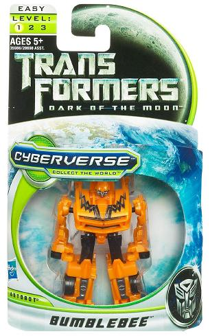 Transformers 3 Dark of Moon Cyberverse Legion - Toys