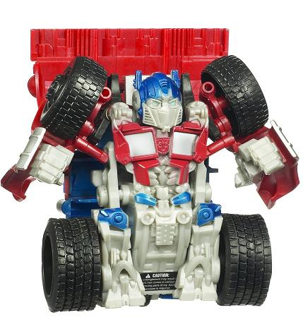 Transformers Movie 3 Go Bots Opimus Prime