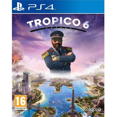 Tropico 6 PS4 Game