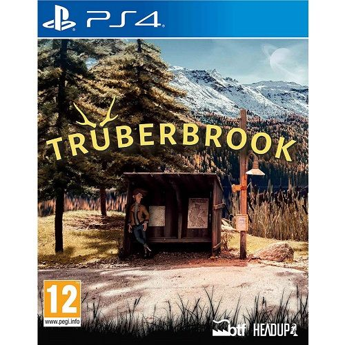 Truberbrook PS4 Game - Gamereload.co.uk