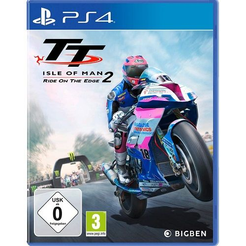 TT Isle of Man Ride on the Edge 2 PS4 Game