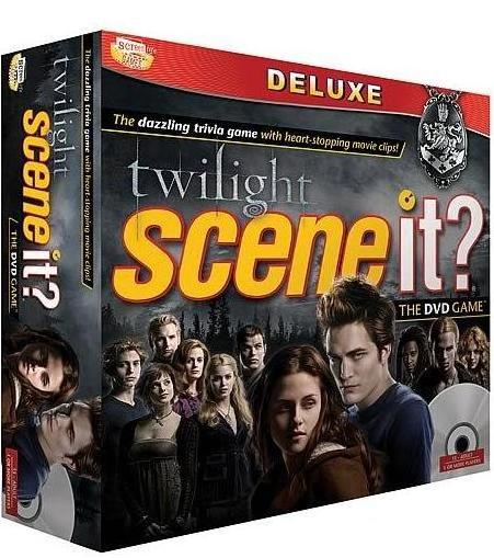 Twilight Scene It? The DVD Game (Deluxe Edition)