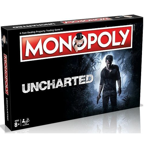 Uncharted Edition Monopoly