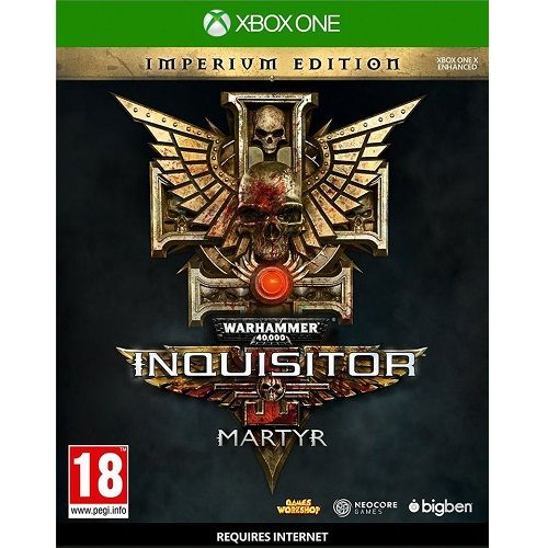Warhammer 40,000 Inquisitor Martyr Imperium Edition Xbox One Game