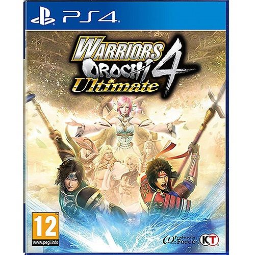 Warriors Orochi 4 Ultimate PS4 Game