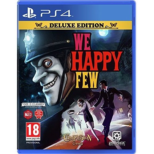 We Happy Few Deluxe Edition PS4 Game