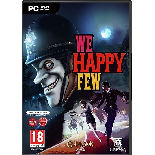 We Happy Few PC Game
