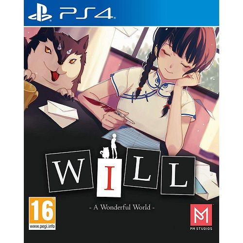 WILL A Wonderful World PS4 Game