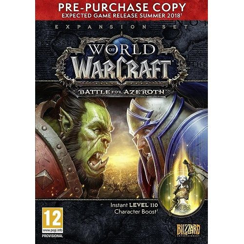 World of Warcraft Battle for Azeroth PC Game