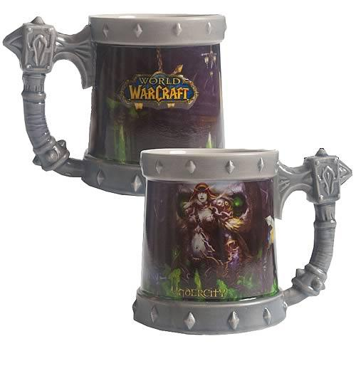 World of Warcraft Undercity Mug