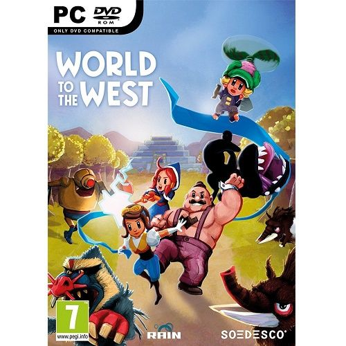 World to the West PC Game