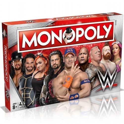 WWE (refresh) Monopoly