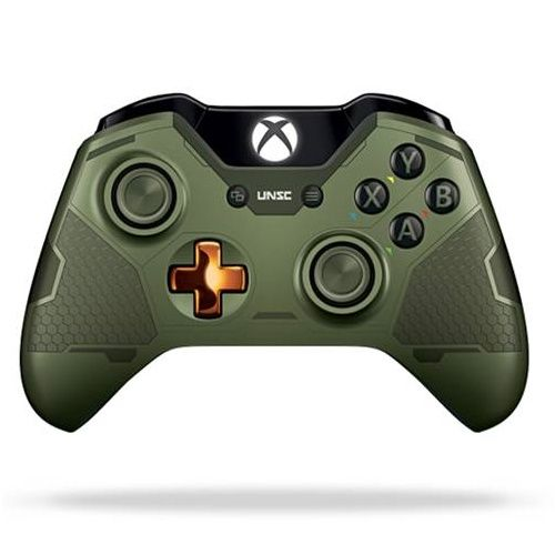 Xbox One Halo 5 Wireless Controller [Green]